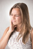 Tooth Ache Royalty Free Stock Images