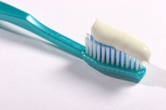 Tooth-brush Fotografia de Stock Royalty Free