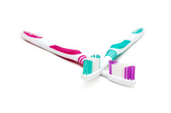 Tooth brush Royalty Free Stock Images