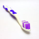 Tooth Brush. Isolated on the white background Stock Photography