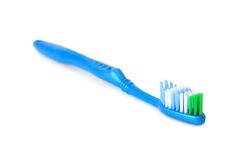 Tooth brush. Isolated on a white background Royalty Free Stock Photos