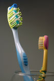 Tooth-brush fotografie stock