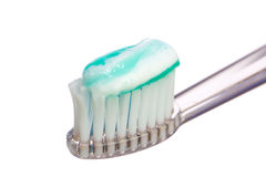 Tooth-brush Royalty Free Stock Photo