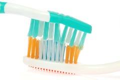 Tooth-brush Stock Afbeeldingen