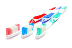 Tooth Brush Stock Photography