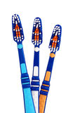 Tooth-brushes Stock Photos