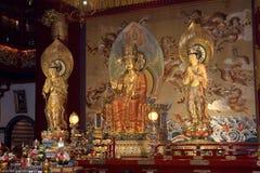 Tooth of Buddha Temple, Singapore Stock Photo