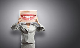Tooth care Stock Photography