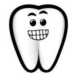 Tooth Cartoon Stock Image