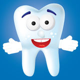 Tooth-character Stock Image