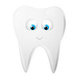 Tooth character Stock Photos