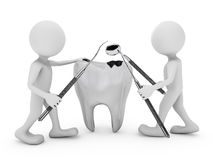 Tooth decay Stock Photos