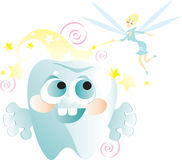 Tooth fairy Royalty Free Stock Photo