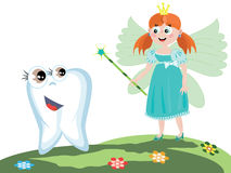 Free Tooth Fairy Royalty Free Stock Photos - 20166988