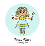 Tooth Fairy Stock Image