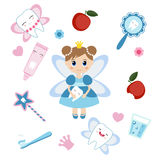 Tooth fairy Royalty Free Stock Image