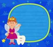 Tooth Fairy Sign Stock Photography