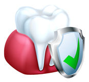 Tooth and Gum Protection Concept Stock Photos