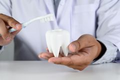 Tooth, health, dentistry concept image of dental care and treatment royalty free stock images