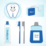 Tooth Hero Stock Images