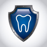 Tooth icon Royalty Free Stock Photo