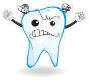 A tooth Royalty Free Stock Photos