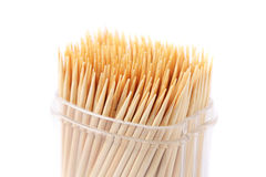 Tooth Pick Royalty Free Stock Photography