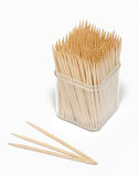 Tooth picks Royalty Free Stock Photography