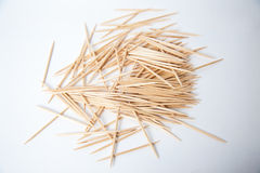 Tooth Picks Royalty Free Stock Image