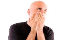 Tooth problem Stock Photography