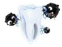 Tooth protect Royalty Free Stock Images