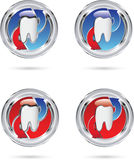 Tooth protect Royalty Free Stock Image