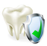 Tooth protection concept Royalty Free Stock Photography