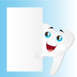 Tooth vector Stock Images