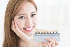 Tooth whiten concept Royalty Free Stock Photos
