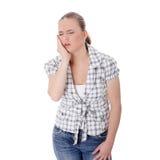 toothache Стоковая Фотография RF