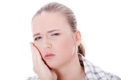 toothache Стоковое Изображение