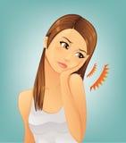 Toothache Стоковые Изображения