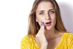 toothache Zdjęcie Royalty Free