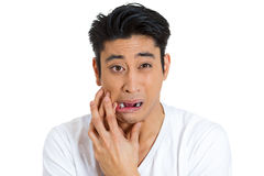 Toothache Stock Photos