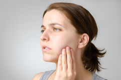 Toothache Royalty Free Stock Photos