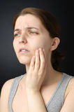 Toothache Royalty Free Stock Images