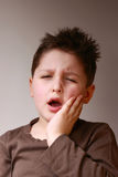 Toothache2 Royalty Free Stock Photos