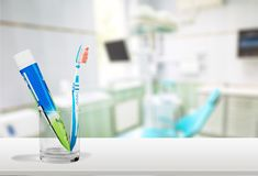 toothbrush fotografía de archivo