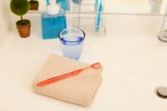 toothbrush foto de archivo libre de regalías