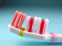 Toothbrush. Detail Stock Image