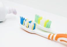 Toothbrush imagem de stock royalty free