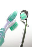 Toothbrush Fotos de Stock Royalty Free