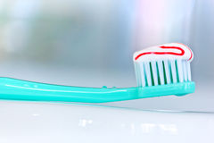 Toothbrush Foto de Stock Royalty Free