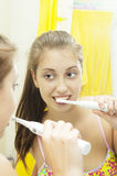 Toothbrush zdjęcia royalty free